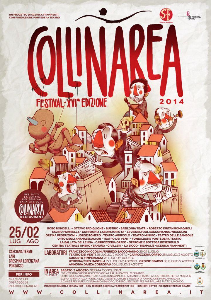 Festival Collinarea 2014 (EDF Crew)