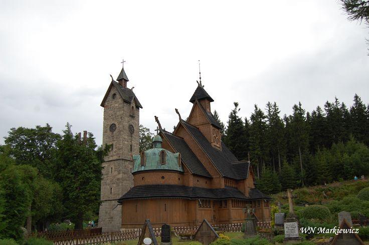 Wang Temple - one of the most fabulous places in Poland  Świątynia Wang - jedno z najbardziej bajkowych miejsc w Polsce  http://turystyka.wp.pl/gid,17000724,kat,1036541,title,Swiatynia-Wang-jedno-z-najbardziej-bajkowych-miejsc-w-Polsce,galeria.html?ticaid=113b9b  http://wyceny-nieruchomosci-markiewicz.pl/