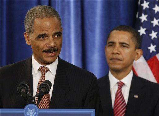 Obama Regime Suing North Carolina Over Voter ID Law Claiming It's Racist, Holder Says State Intentionally Trying To Suppress Black Vote…