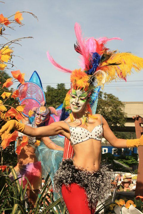 Flower Festival in Medellin, Colombia - A photo essay ¿A ti qué te gusta de Medellín?