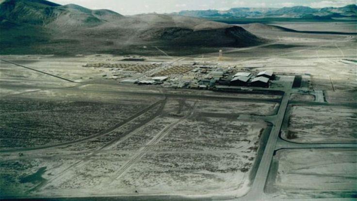Δείτε τι κατέγραψε επιβάτης αεροσκάφους κοντά στη μυστική βάση 51 [Εικόνες]