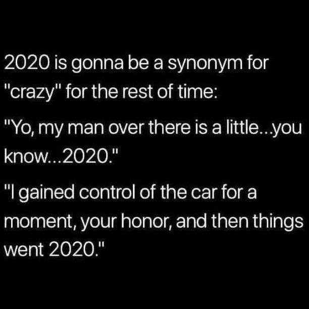 Purple Clover S Instagram Profile Post Don T Go 2020 On Me Okay Funnymemes Snarky Socialdistancing2020 Really Funny Memes Stupid Funny Funny Quotes