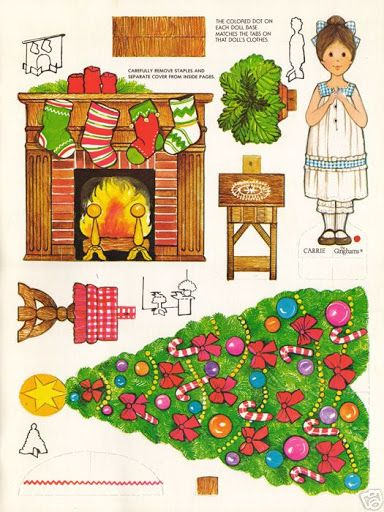 The Ginghams at Home and School Paper Doll Playbook - MaryAnn - Picasa Web Albums
