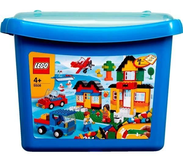 LEGO Boîte de briques de luxe - 5508 | Pixmania