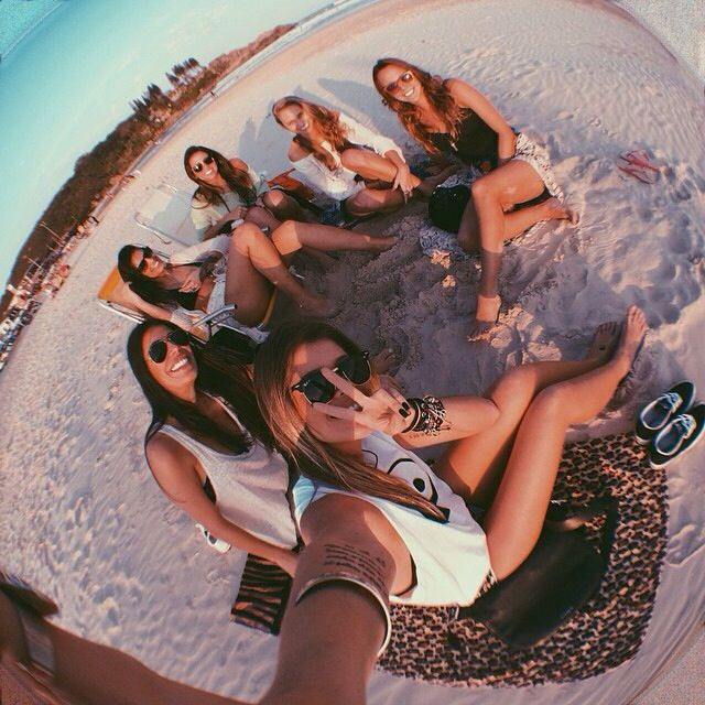 i think this is done using a fish eye lense... really like the effect!