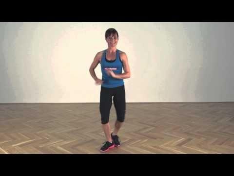 1. Zahřátí - NUTREND - Ve formě a krásná s o Olgou - YouTube