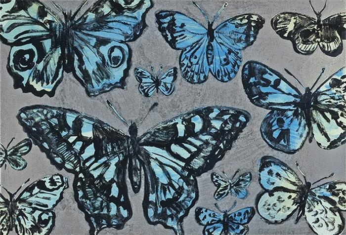 Butterflies, David Bromley