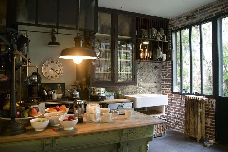 La cuisine parfaite !  JAMIN PUESH photo : Julie Ansiau.