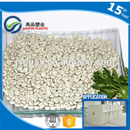 strong acid & alkali resistance!!! PP plastic raw material for sheets