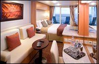 Deluxe Ocean View with Verandah 2C (2C): Celebrity Reflection Cabin Reviews – Cruise Critic