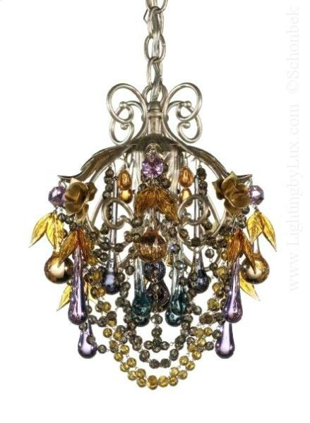 61 best bohemian chic images on pinterest mini chandelier bronze schonbek 1421 the rose 1 light crystal pendant silver chandeliermini mozeypictures Image collections