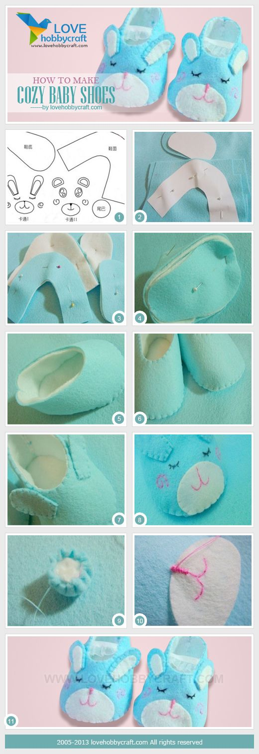 shoes for the baby
