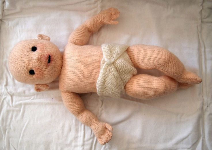 Knitting Baby Doll : Best images about dolls and dollpattern on pinterest