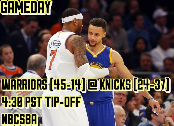 It's Gameday DubNation! Tonight The @warriors take on the @nyknicks ------------------------------------------ Key Matchup  ------------------------------------------ Lol really none. - - - Follow @baydna for more! - - - #basketball #nba #football #nfl #baseball #mlb #stephcurry #tombrady #lebronjames #warriors #49ers #cavs #sports #fun #fit #active #exercise #run #people #grass #lazy #tired #rap #music #liluzi #liluzivert #drake #migos