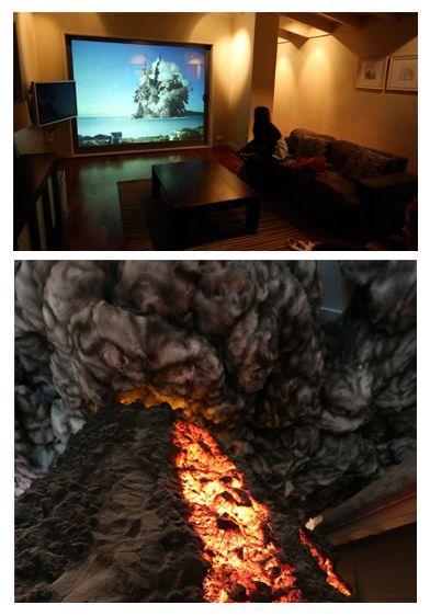Mungkin Anda tidak menyangka, bahwa dataran New Zealand terbentuk dari adanya aktivitas vulkanik, berupa letusan gunung berapi, gempa bumi dan letupan lahar beberapa tahun silam. Walau saat ini aktivitas tersebut sudah tidak ada, tapi Anda masih bisa merasakannya dalam visualisasi dan simulasi aktivitas vulkanik New Zealand di Auckland War Museum! http://www.aucklandmuseum.com/ #aucklandwarmuseum #volcano #simulasigempa #liburan #holiday #trip #traveling #travel #museum #hitory #newzealand