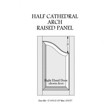 17 best images about architectural styles on pinterest for Cathedral arch kitchen cabinets