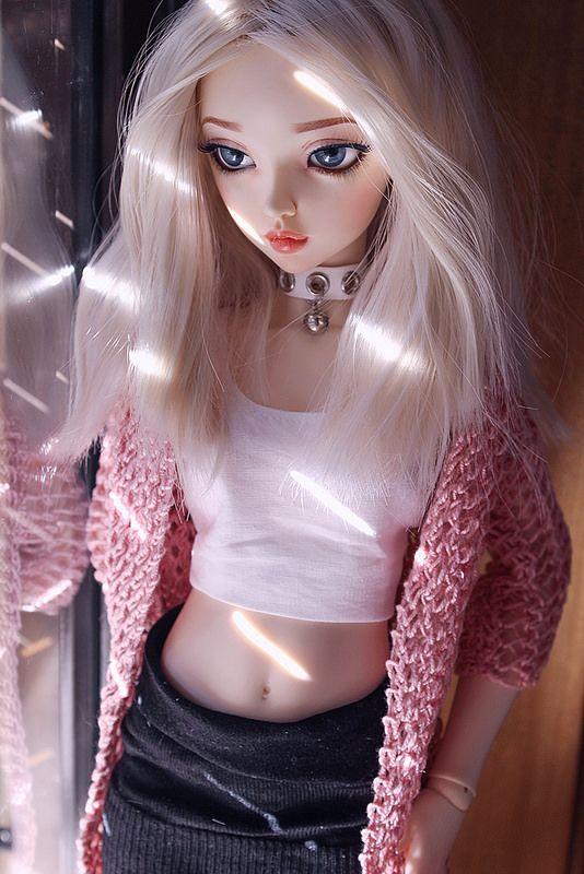 BJD - my girl's new look