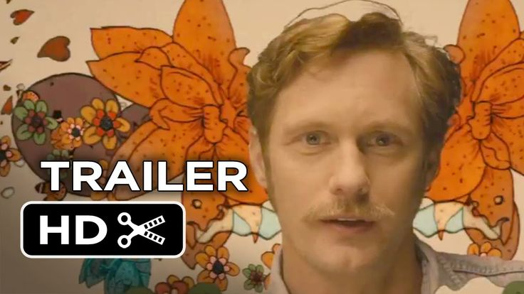 The Diary of a Teenage Girl Official Trailer #1 (2015) - Alexander Skarsgård, Kristen Wiig