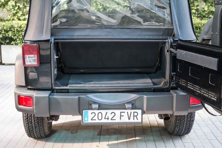Jeep Wrangler 2.8CRD Sport (3p) (177cv) 2007 (Diésel) -  18