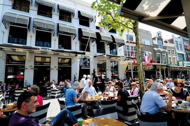 Amadore Café - Restaurant - Hotel Jersey - Goes - Zeeland - Nederland