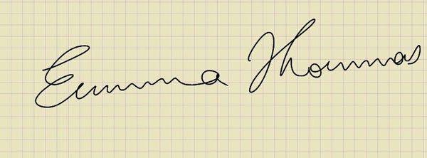 Signature Analysis, Handwriting Analysis,