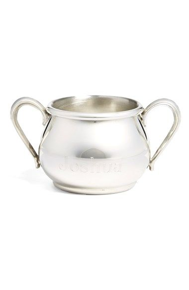 11 best baby gifts images on pinterest pewter salisbury and personalized double handle cup salisburycraftsmanbaby giftsthoughtful gifts pewterfamiliescupshandlenordstrom negle Gallery