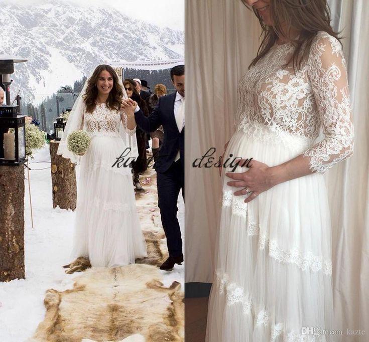 Best 25+ Maternity Wedding Dresses Ideas On Pinterest