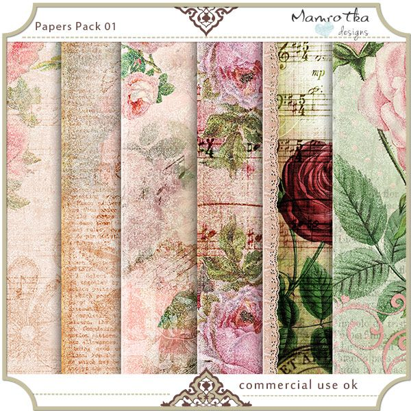 Papers Pack 01