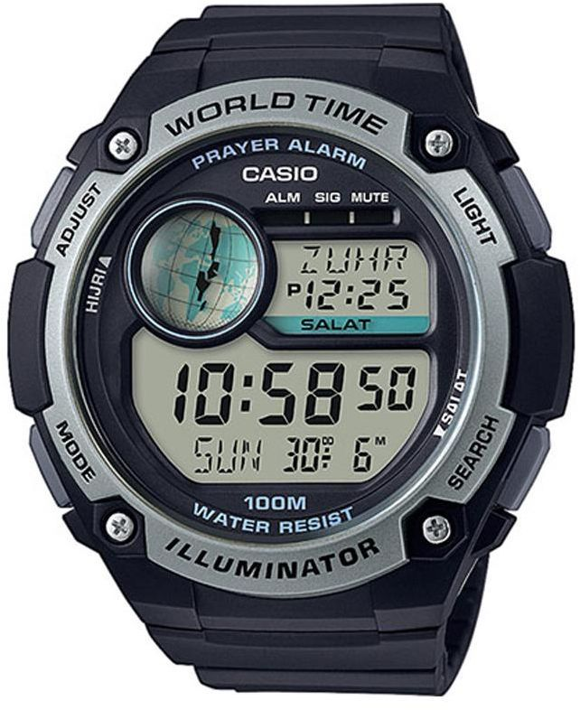 Casio Sport Watch For Men Digital Resin Cpa 100 1avef Casio Watch Casio Watches For Men