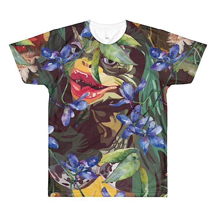 Colorful Art Shirt XLII