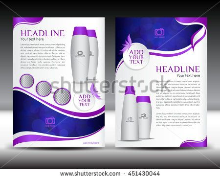 53 Best Brochure Flyer Template Images On Pinterest | Brochures