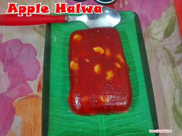 Apple halwa | Food and styles | Pinterest