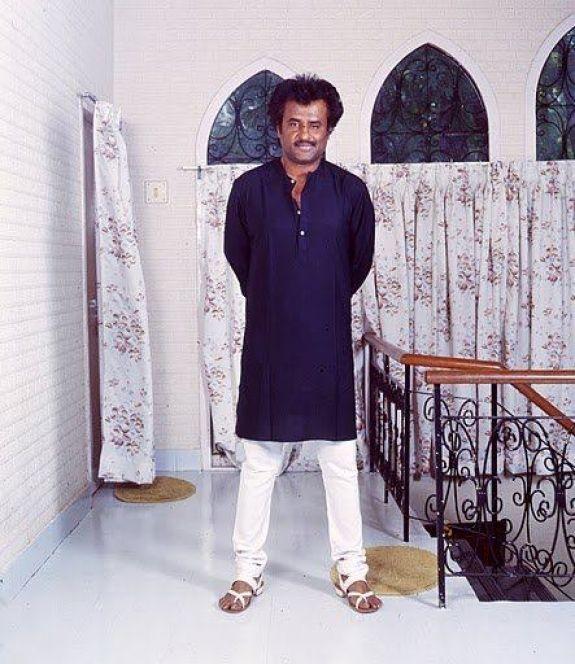 Rajinikanth Rare Photos