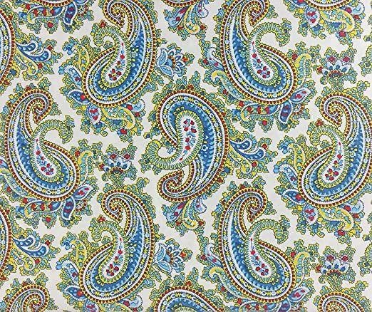 Carousel Designs Lavender Ticking Stripe Crib Skirt Single