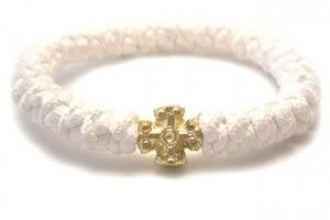 Marina's knotted bracelet - and she gave Masaki a similar one.
