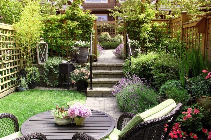 Kleine Gartenideen