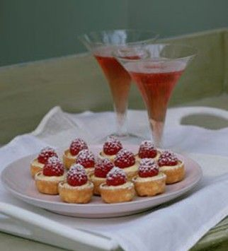 1000 images about canap ideas on pinterest for Sweet canape ideas