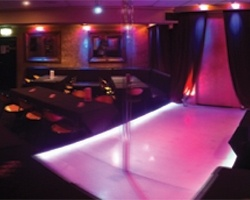 B confidential! #Stripclub Restaurant brisbane city @ http://hensandbucks.com.au