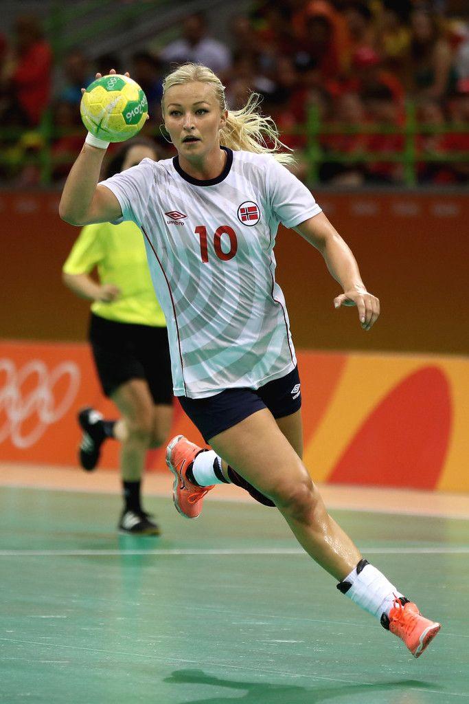 Stine Bredal Oftedal (Norway)  Rio 2016 Olympics