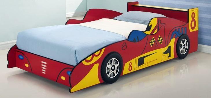 Race Car Bed Single Red Race Car Bed Car Bed Race Car Bedroom
