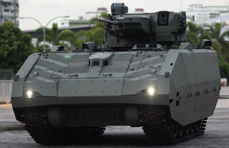 The final prototype of the Singapore Armed Forces Next Generation AFV [800x518]