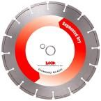 MK Diamond 14 in. Dry Cutting General Purpose Segmented Diamond Blade For Cured Concrete.