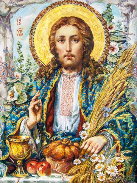 Ісус Христос / О. Охапкін
