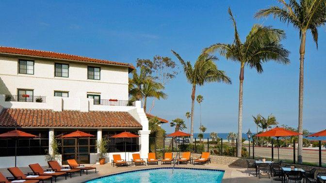 Hyatt Santa Barbara ~ Est. 1931 5 Historic Affordable Beach Hotels