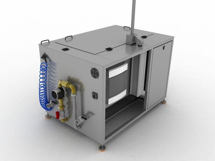 GTS-400 4000 Litros 24000 Vatios de Ultrasonidos 18000 Vatios de Calentamiento Medidas Internas: 2550 x 1500 x1200 Medidas Útiles: 2530 x 1360 x 1040 Capacidad de carga: 1500 Kilos