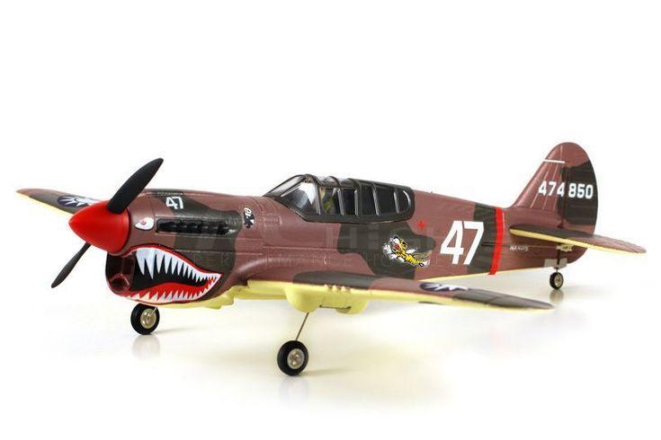RC Electric Warbirds | FMS Mini P-47 Thunderbolt Electric Radio Control 4CH ... #radiocontrolplanes #radiocontrolledairplanes