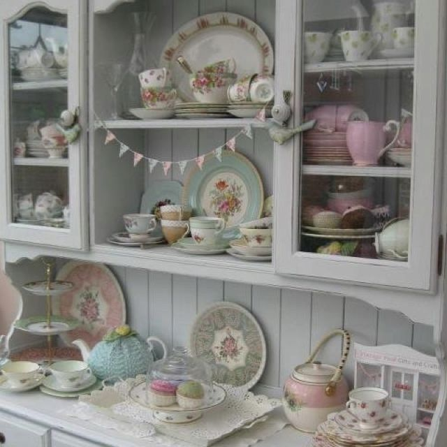 My dream kitchen dresser! x