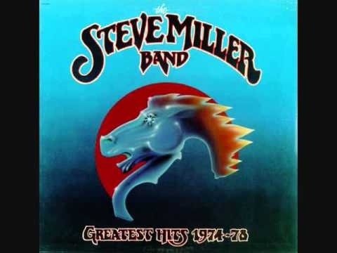 The Steve Miller Band - Greatest Hits 1974 - 1978 (1978) Full Album