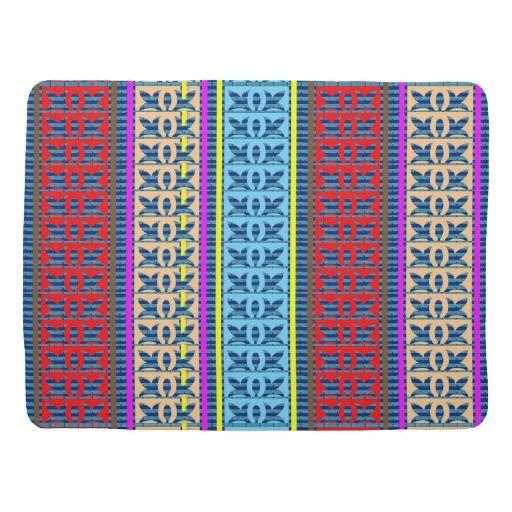 Baby Blanket Sparkle Jewel Pattern 1 SIDE PRINT