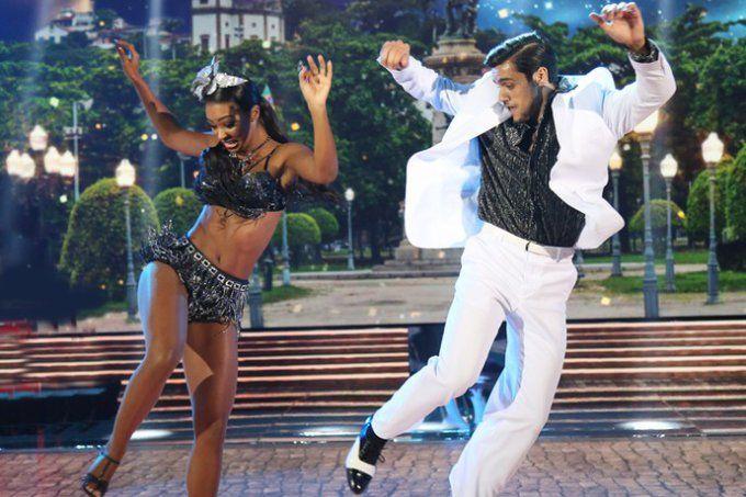 Felipe Simas vence Dança dos Famosos 2016